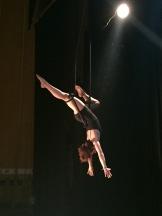 Caterina, insegnante e performer