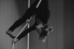 Aria di Circo stage di corda con Alfa Marks