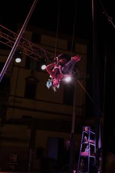 Aria di Circo performance Elisir a Polverigi